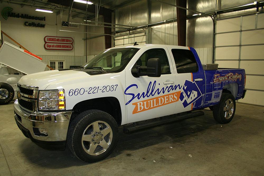Missouri Pick-Up Truck Tailgate Wraps